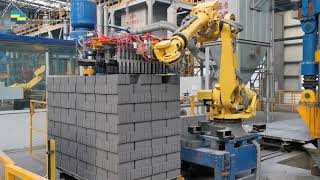 Introduction of Autoclaved Brick Entire Line Project