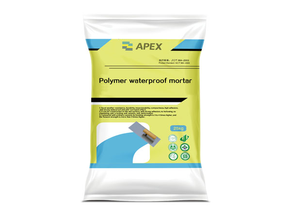 Polymer Waterproof Mortar