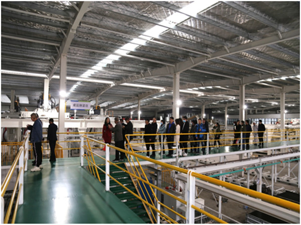 Imported high progress ALC production line